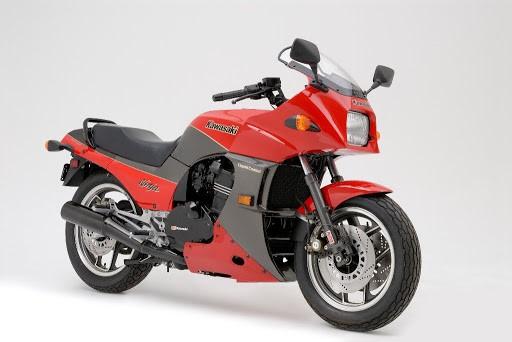 تاریخچه کاواساکی . موتورسیکلت GPz900R Ninja