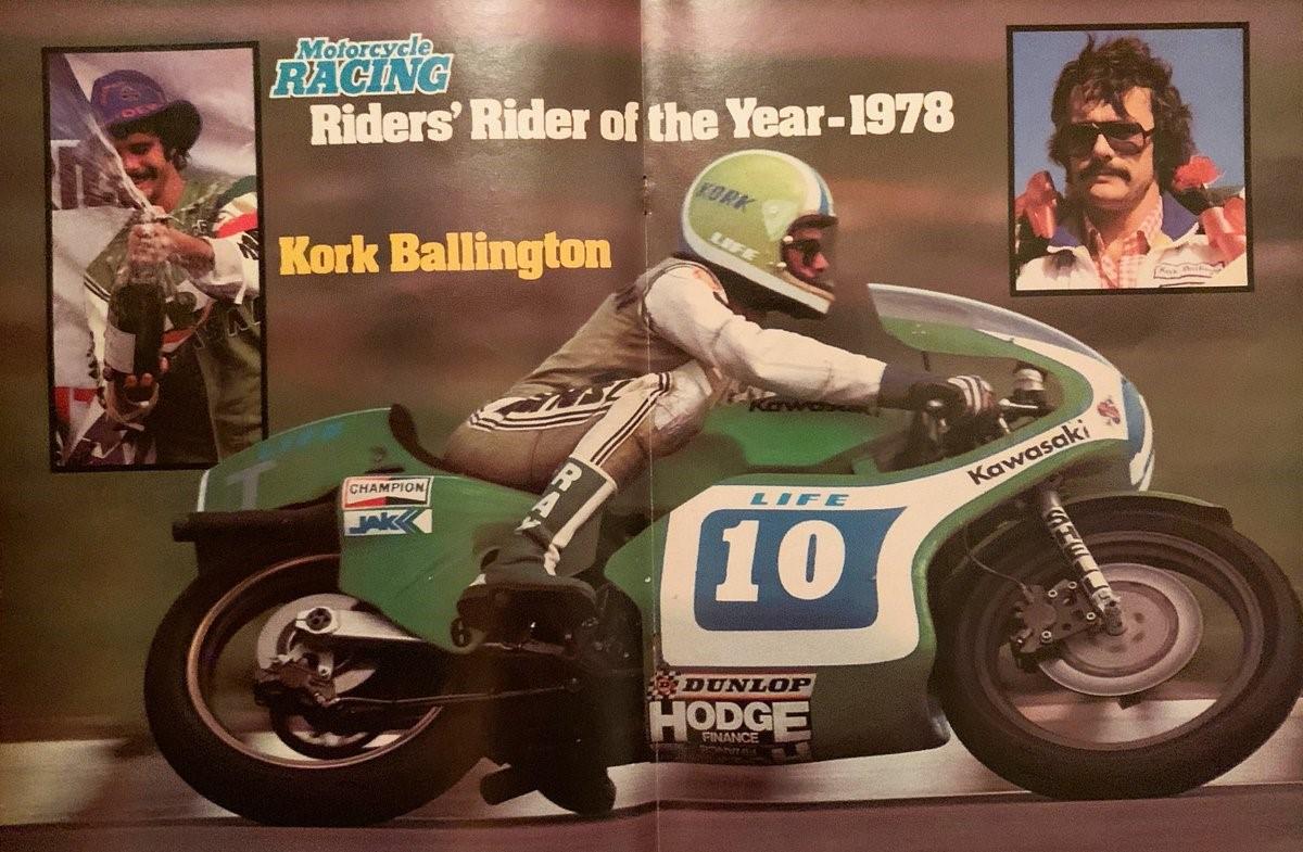 تاریخچه کاواساکی . موتورسیکلت KR350