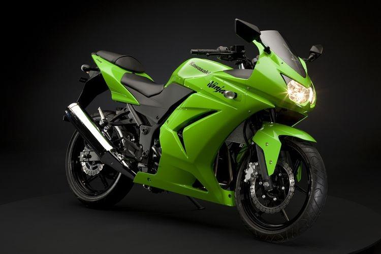 تاریخچه کاواساکی . موتورسیکلت Ninja 250R