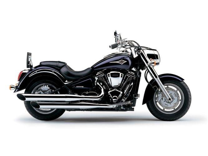 تاریخچه کاواساکی . موتورسیکلت VULCAN 2000 یا VN 2000 Vulcan