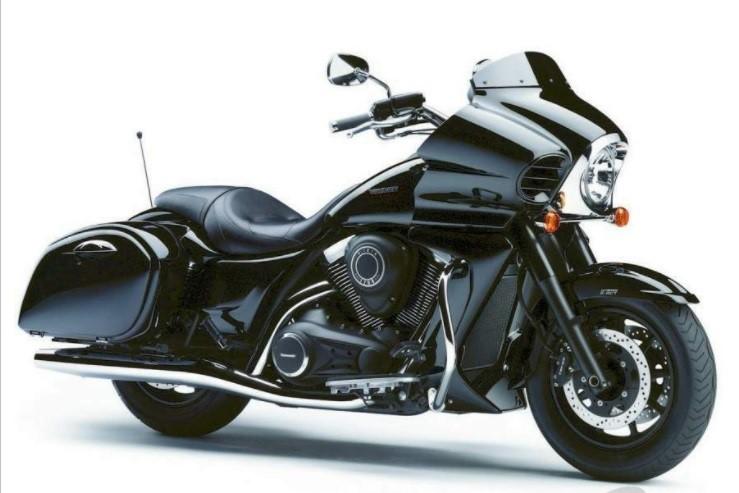 تاریخچه کاواساکی . موتورسیکلت Vulcan 1700 Vaquero
