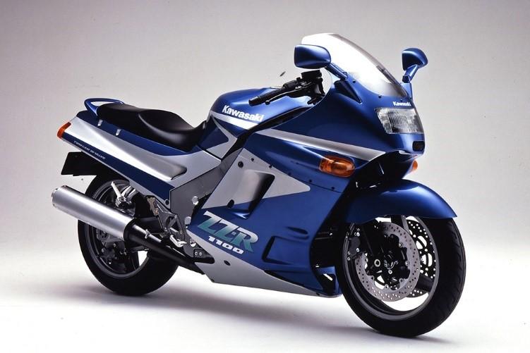 تاریخچه کاواساکی . موتورسیکلت ZZ-R1100