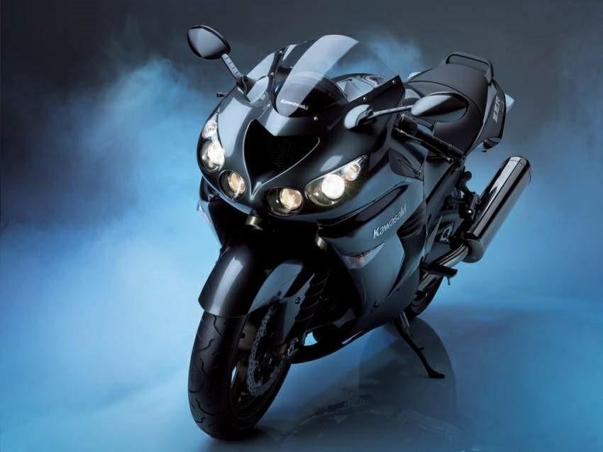 تاریخچه کاواساکی . موتورسیکلت ZZR1400 (یا ZX-14)
