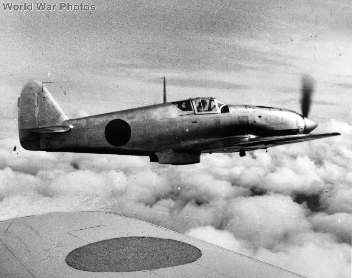 تاریخچه کاواساکی . یک Ki-61 ، 1942