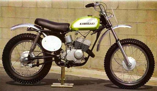 1969 Kawasaki F21M