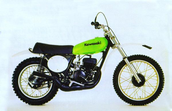 KX250، نخستین مدل از سری محصولات KX