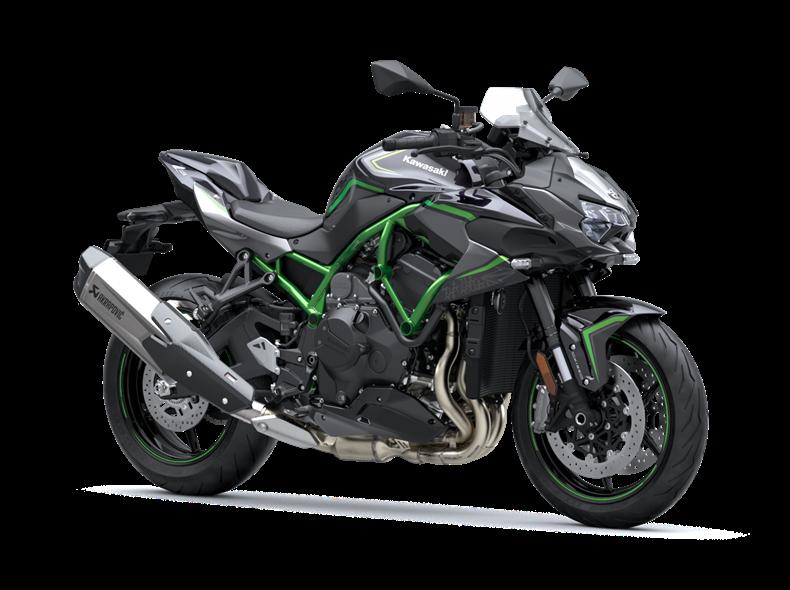 موتورسیکلت کاواساکی Z H2
