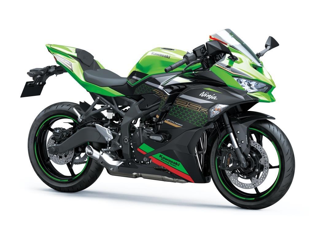 موتورسیکلت kawasaki zx25R